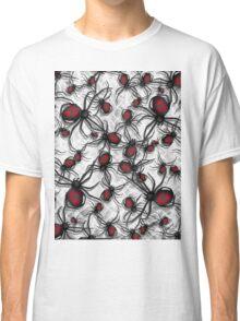 Black Widow Nest Classic T-Shirt
