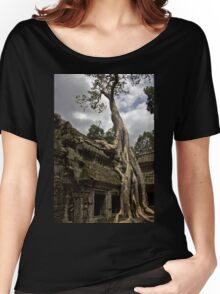Ta Prohm Trees Women's Relaxed Fit T-Shirt