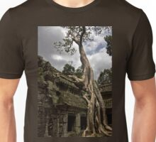 Ta Prohm Trees Unisex T-Shirt