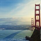 San Francisco Bay Area by Sebastian Warnes