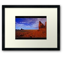Artist Point Framed Print