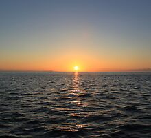 Sunset - Whitsunday Islands, Australia by EadaoinMcGovern