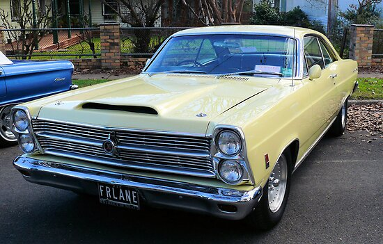 1966 Ford Fairlane GTA Big Block by elsha