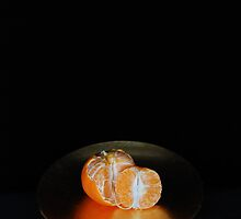 Golden Mandarin by Ness Hopkins