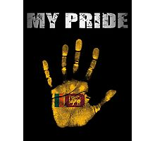 Sri Lanka My Pride Photographic Print