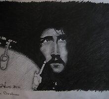 John Bonham by Greg Buchanon