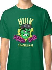 Rick and Morty // Hulk The Musical Classic T-Shirt