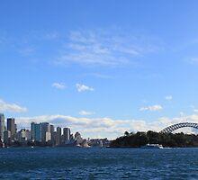 Sydney - Australia by EadaoinMcGovern