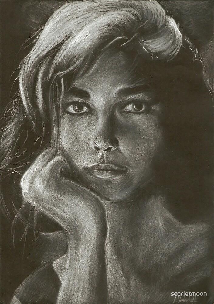 Natalie Wood by scarletmoon
