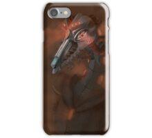 Mr robotbug iPhone Case/Skin