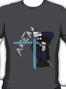 hellsing ultimate alexander anderson amen anime manga shirt T-Shirt