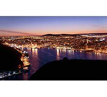 St.John's, Newfoundland  Photographic Print