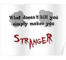 Strange Joker Poster