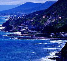 Australia N.S.W. South Coast by photoj