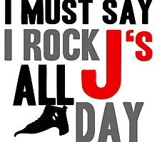 Rock JS All Day J12 by tee4daily