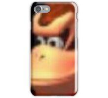 Donkey Kong ;) iPhone Case/Skin