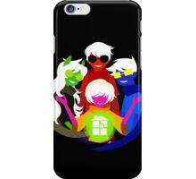 Saviors of the World iPhone Case/Skin