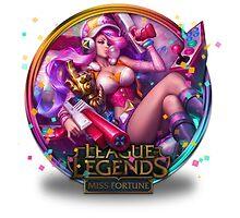 Arcade Miss Fortune by ExoDaHuntar