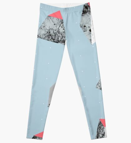 Because I Can #redbubble Leggings