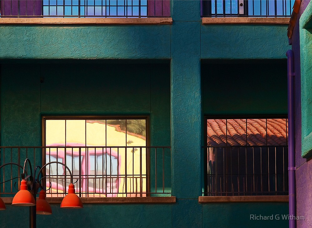 Picture Windows by Richard G Witham