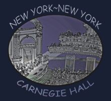 NYC-Carnegie Hall Kids Clothes
