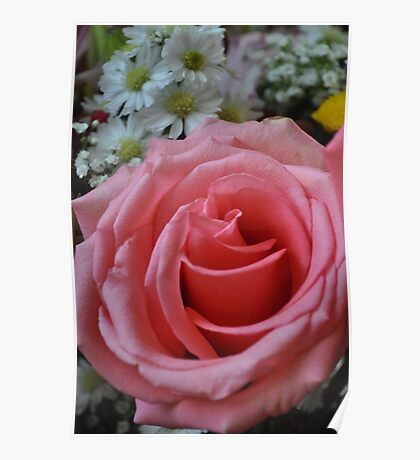 Pretty Bouquet Poster