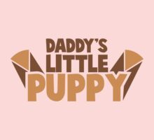 Daddy's little PUPPY Kids Clothes
