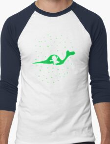 Arlo and Spot | The Good Dinosaur Men's Baseball ¾ T-Shirt