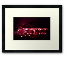 Dressed for the Holiday Framed Print