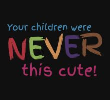 Your Children were never this cute! One Piece - Long Sleeve