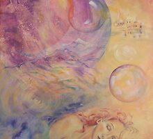 Dreamscape - Sleeping Beauty  by Cheryl White