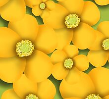 Buttercups by Woofer