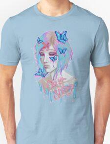 i cant sleep Unisex T-Shirt