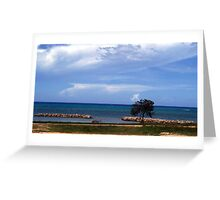 Montego Bay Jamaica Greeting Card