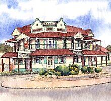 Metropole Hotel,Boulder.West Australia by robynart
