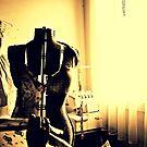 Dress making by SimPhotography