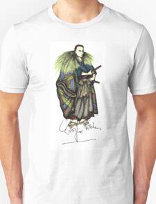 Samurai Christoper Hitchens T-Shirt