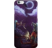 Exorcism  iPhone Case/Skin