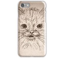 picture of kitten iPhone Case/Skin