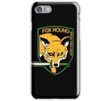 FOXHOUND 2 iPhone Case/Skin