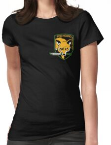 FOXHOUND 2 Womens Fitted T-Shirt