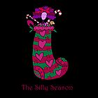 Silly Christmas Stocking by Monica Ellis