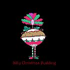 Silly Christmas Pudding by Monica Ellis