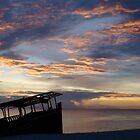 phenominal skies - Zanzibar- Tanzania by Gigi Guimbeau