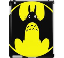 Batman Totoro iPad Case/Skin