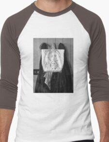 """""""BagFace & Coats"""" Men's Baseball ¾ T-Shirt"""