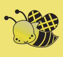Cute Honey bee Kids Clothes