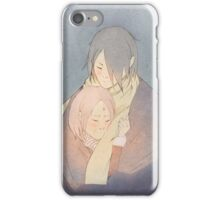 Keep me warm iPhone Case/Skin