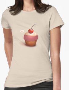 Love, Cherry - Cupcake Tee T-Shirt