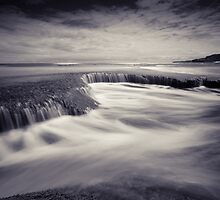 low tide by Andrew Bradsworth